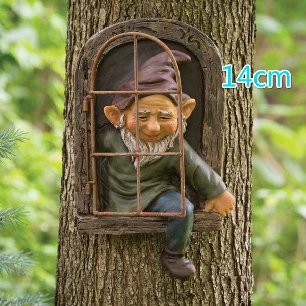 Outdoor, Garden, doll, gnomegarden
