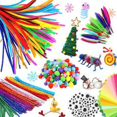 Craft Supplies, Plush Toys, School, Toy