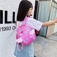 zipperbag, School, Fashion, Cartoon Backpack
