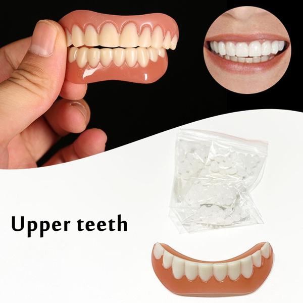 siliconedenture, washableandreusabledenture, denture, falsetooth