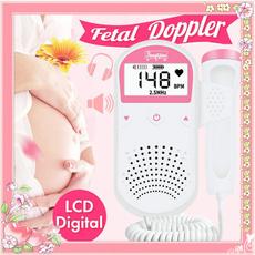 Heart, ledfetaldoppler, handheldmonitor, Monitors