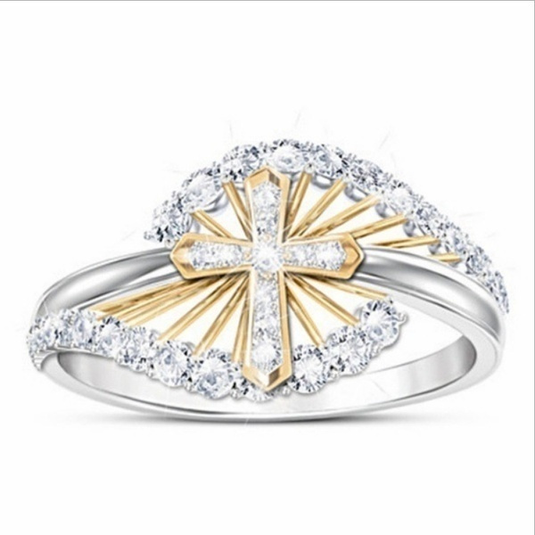 Couple Rings, DIAMOND, Jewelry, 925 silver rings