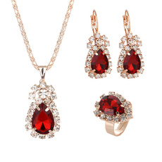 Beautiful, Cubic Zirconia, Sterling Silver Jewelry, Fashion