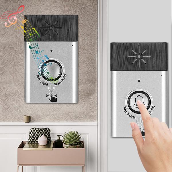 ringdoorbell, Home & Living, doorbell, doorbellalarm