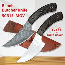 forgedknife, Kitchen & Dining, barbecue, handmadebutcherknife