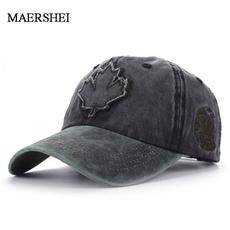 Canada, maple, Fashion, snapback cap