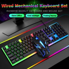 gamingkeyboard, usb, wiredmouse, Keyboards