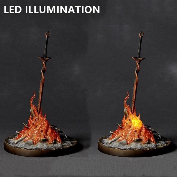 Collectibles, led, bonfirelit, darksoul