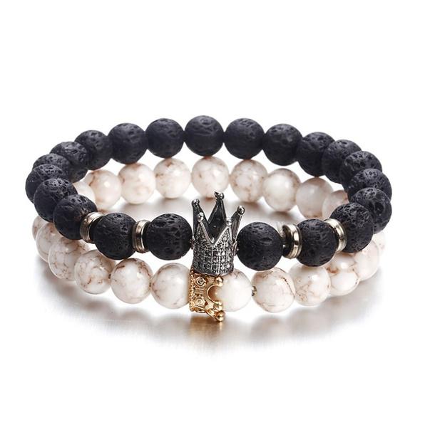 Beaded Bracelets, turquoisebracelet, distancebracelet, Gifts