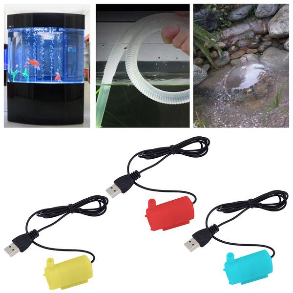 miniusbwaterpump, Mini, usb, fish