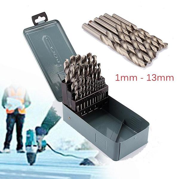 Steel, twistshank, Stainless Steel, metaldrillbit