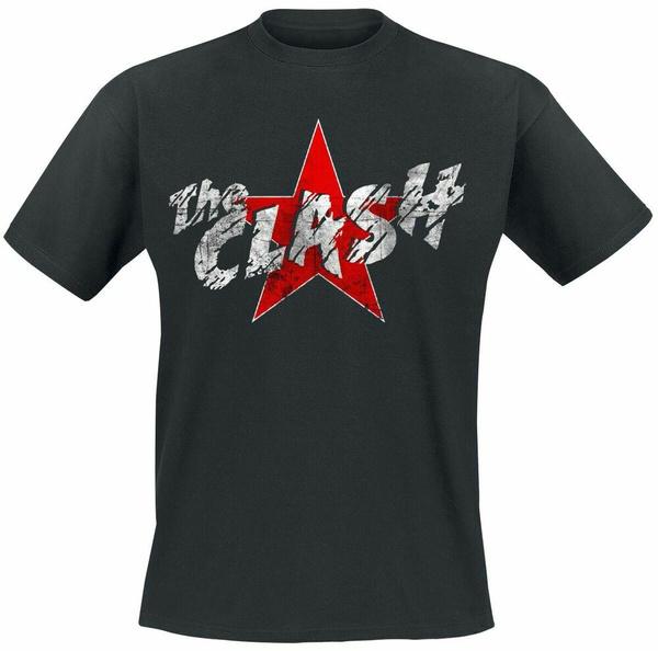 T Shirts, regular, Star, Shirt