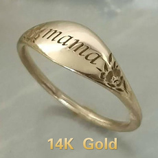 yellow gold, Flowers, Jewelry, Gifts