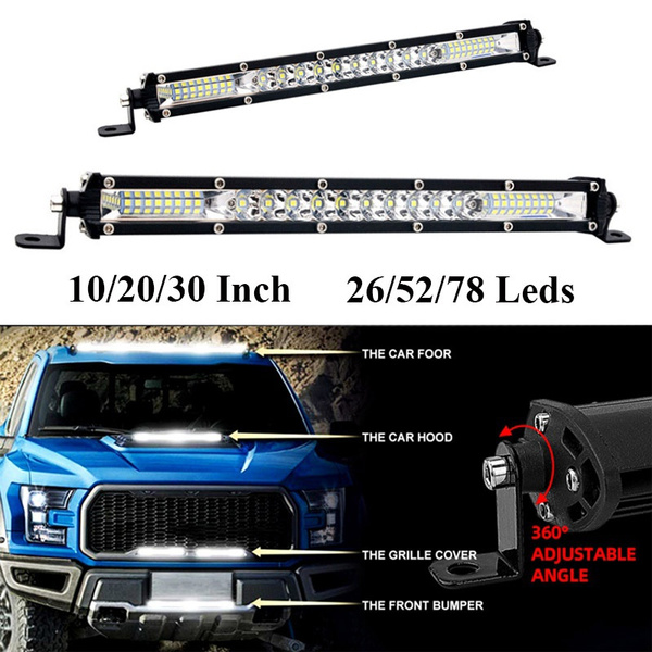 20inchledlightbar, led, Tractor, Jeep