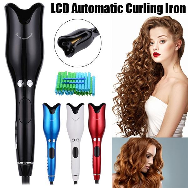 Hair Curlers, Magic, Iron, electric hair curlers
