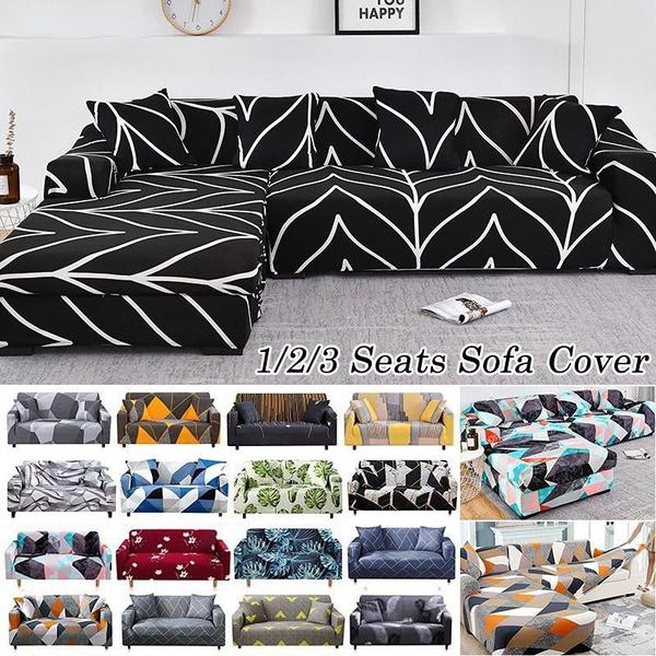 sofacover3seater, Spandex, sofabezug, indoor furniture