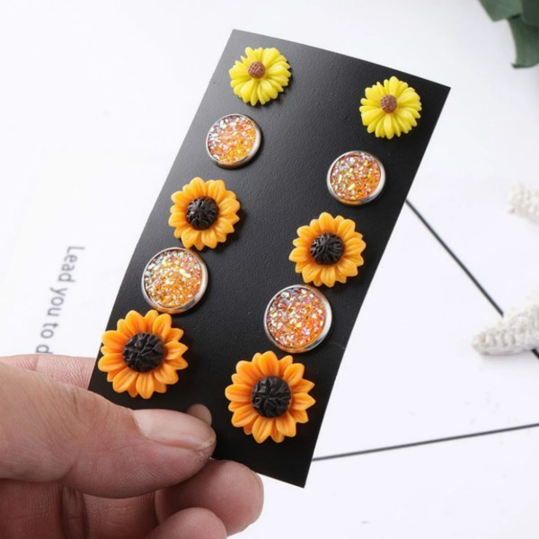 cute, Fashion, Gifts, Sunflowers