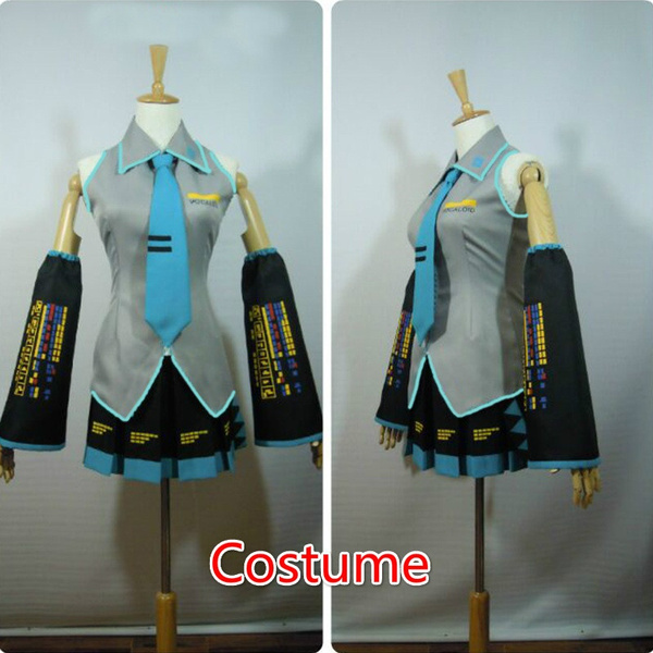 wig, party, Cosplay, Vocaloid