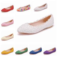 Flats & Oxfords, Bridal, Lace, dress shoes