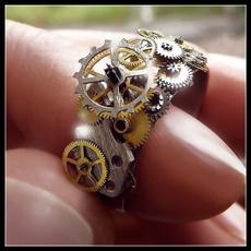 Steel, Jewelry, gold, unisex