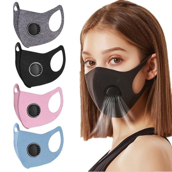 Summer, maskface, unisex, Masks