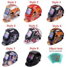 Helmet, weldinghelmet, Solar, faceshield