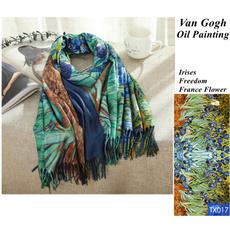 women scarf, Cashmere Scarf, Print, Fashion Accessories