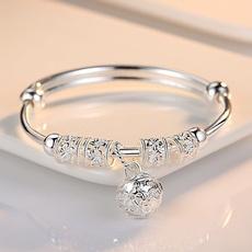 Sterling, Charm Bracelet, Jewelry, Gifts