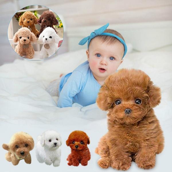 electronicpet, pet dog, Toy, Stuffed Animals & Plush