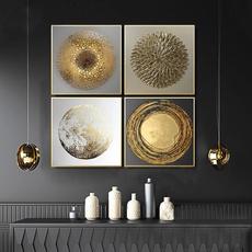 decoration, Wall Art, canvaspainting, figure