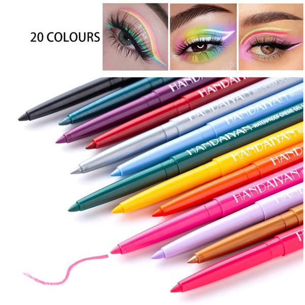 20color, rotatable, halodyeing, eye
