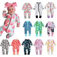 Baby Girl, pyjamaenfant, Long Sleeve, Outfits