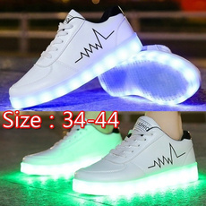 Sneakers, Fashion, led, Womens Shoes