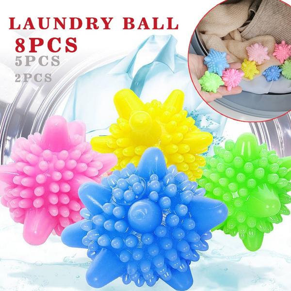 washingball, Laundry, fabricsoftener, dryerball