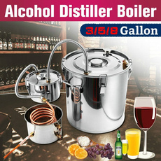 Steel, distiller, Alcohol, alcoholdistiller