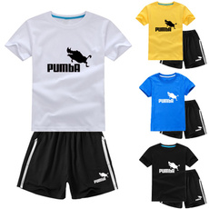 kids, Summer, Shorts, sportset