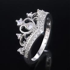 Sterling, vintagecrownladiesring, Jewelry, 925 silver rings