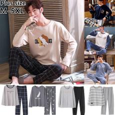 Plus Size, Long Sleeve, fashionpajama, T Shirts