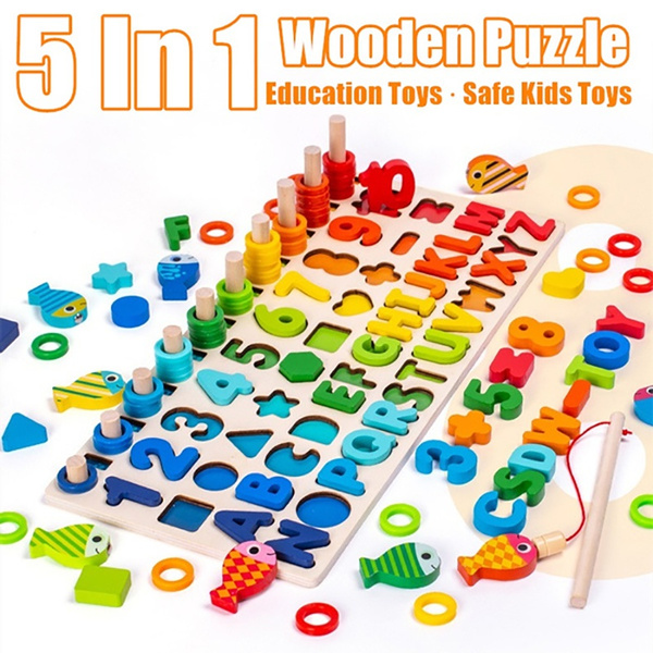 educationaltoyforkid, Toy, Christmas, Wooden
