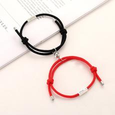 magnetbracelet, pairedbracelet, giftboyfriend, bracelets for couple