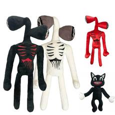 Plush Toys, Head, Toy, Christmas