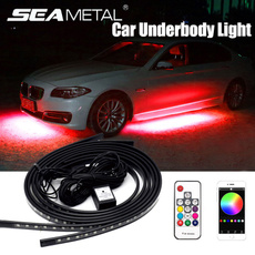 led car light, lightbar, undercarlighting, Remote