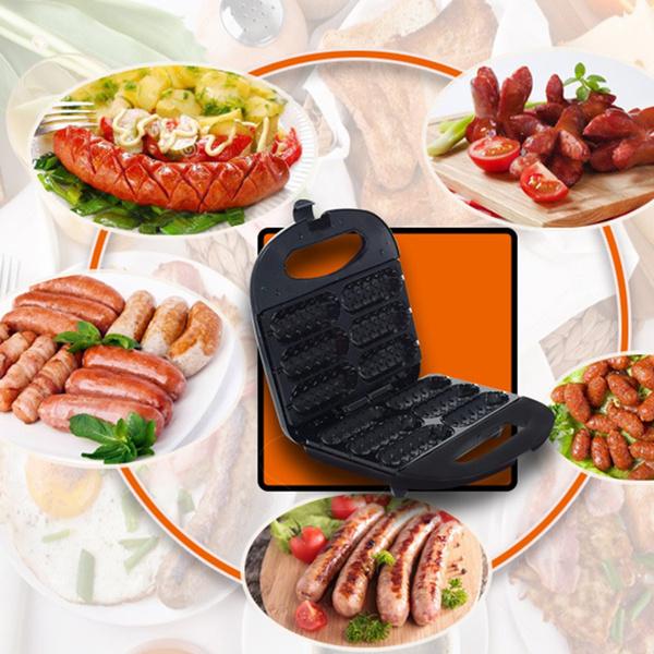 hotdogmaker, Grill, Baking, Electric