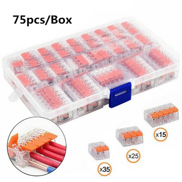 Box, electriccable, connectorsterminal, Cables & Connectors