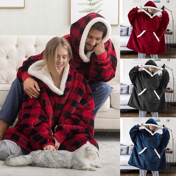 Fashion, shawlsandwrap, Long Sleeve, Blanket