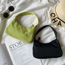 Mini, Designers, Nylon, Shoulder Bags