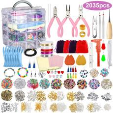 braceletmakingkit, case, Beading, Holiday