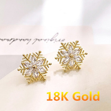 goldplated, cute, DIAMOND, Jewelry