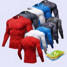fashion clothes, Men, Running, Shirt