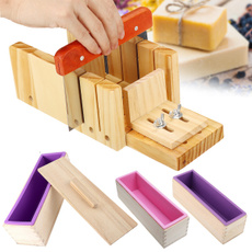 Craft, soapcuttermold, Wooden, Soap
